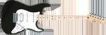 Fender Stratocaster HSS Black
