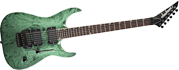 Jackson DKMG Dinky Transparent Green