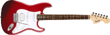 Squier by Fender Affinity HSS Red