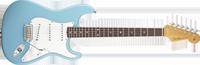 Fender Eric Johnson Stratocaster Rosewood