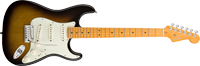 Fedner American Deluxe Strat® V Neck, Maple Fretboard, 2-Color Sunburst