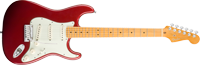 Fender American Deluxe Strat® V Neck, Maple Fretboard, Candy Apple Red
