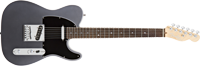 Fender American Deluxe Telecaster®, Rosewood Fretboard, Tungsten