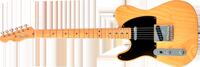 Fender American Vintage '52 Telecaster Reissue Left-Handed
