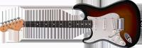 Fender American Vintage '62 Stratocaster Reissue Left Handed
