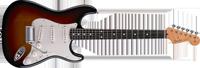 Fender American Vintage '62 Stratocaster Reissue
