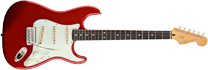 Squier Classic Vibe Stratocaster® '60s Candy Apple Red