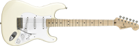 Fender Eric Clapton Stratocaster, Maple Fretboard, Olympic White