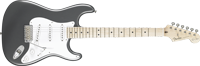 Fender Eric Clapton Stratocaster, Maple Fretboard, Pewter