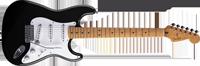 Fender Jimmie Vaughan Tex Mex Strat