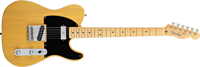 Fender Vintage Hot Rod '52 Telecaster®, Maple Fretboard, Butterscotch Blonde