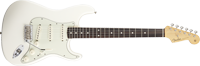 Fender Vintage Hot Rod 62 Strat®, Rosewood Fretboard, Olympic White