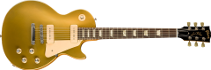 Gibson Les Paul Studio '60s Tribute Worn Gold Top