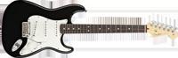 Fender American Standard Stratocaster®, Rosewood Fretboard, Black