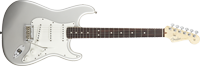 Fender American Standard Stratocaster®, Rosewood Fretboard, Blizzard Pearl