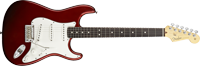 Fender American Standard Stratocaster®, Rosewood Fretboard, Candy Cola