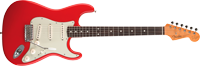 Fender Mark Knopfler Stratocaster, Hot Rod Red