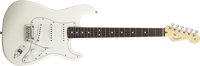 Fender American Standard Stratocaster®, Rosewood Fretboard, Olympic White