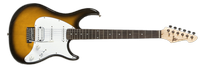 Peavey Raptor Plus Tobacco sunburst