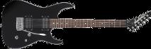 Jackson JS1 Dinky Black