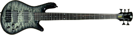 Spector Legend Custom 5 Slate Grey