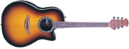 Ovation Applause AE 127 Sunburst