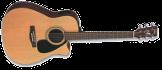 Yamaha FGX 412 SC