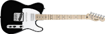 Squier Vintage Modified Telecaster SSH MN Black