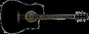 Fender Squier SA-105 CE BK