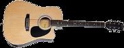 Fender Squier SA-105 CE NA