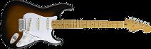 Squier Classic Vibe '50s Stratocaster Sunburst