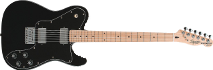 Squier by Fender Telecaster Custom MN BLK