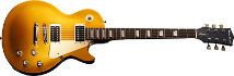 Harley Benton L-400 Gold Top